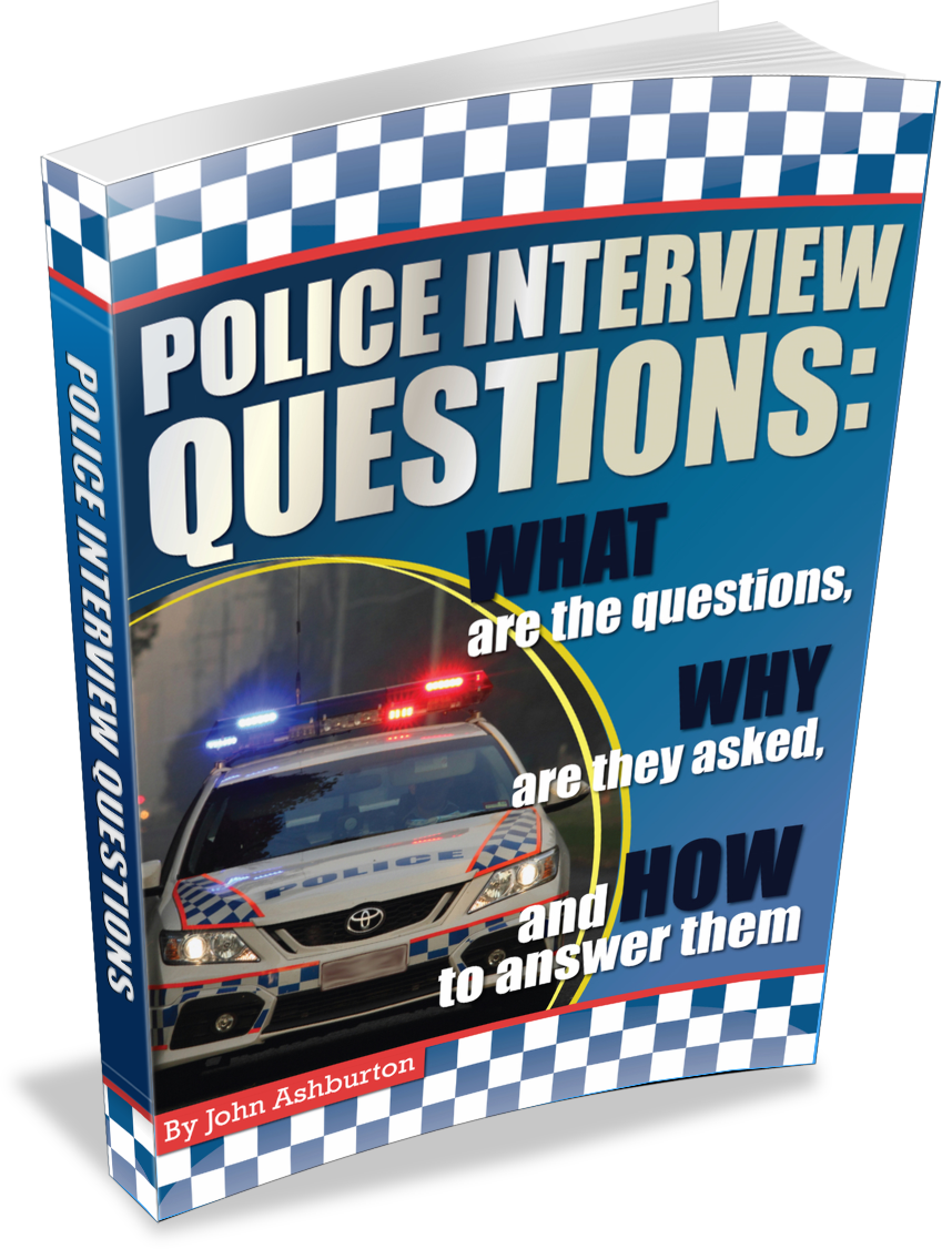 Police Interview Questions ICON