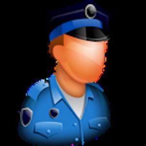 Police Exam Icon